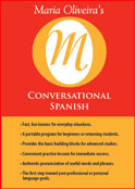 Photo: Learn to speak Conversational Spanish on CD