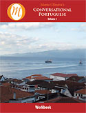 Photo: Conversational Portuguese Workbook for learning portuguese