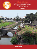 Photo: Learning Portuguese CD and Workbook