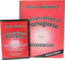 Photo: Learn portuguese - language course on CD