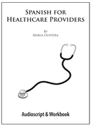 Graphic: Spanish Healthcare Providers home study program on CD